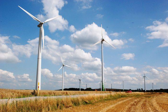 Windkraftanlagen Paderborn