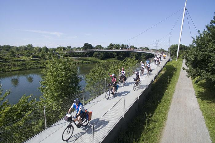 NRW Radtour