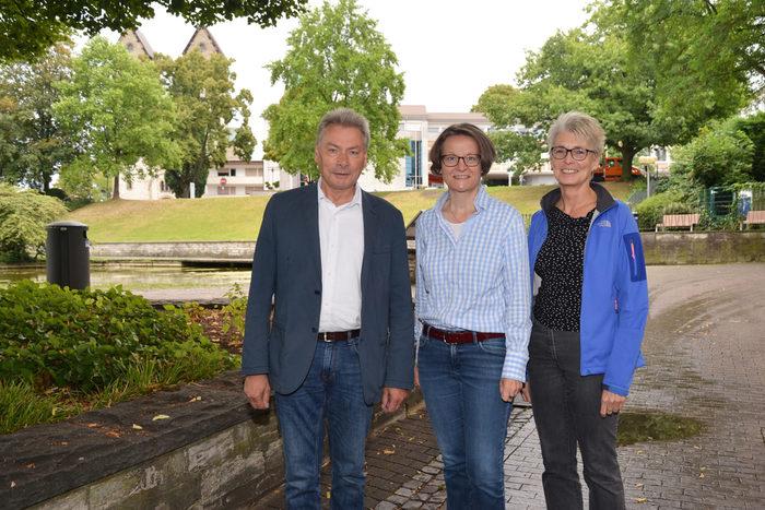 Ina Scharrenbach zu Gast in Paderborn