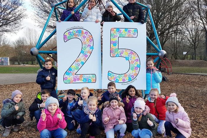 25 Jahre Grundschule Kaukenberg
