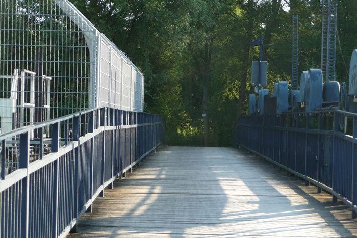Lippewehrbrücke