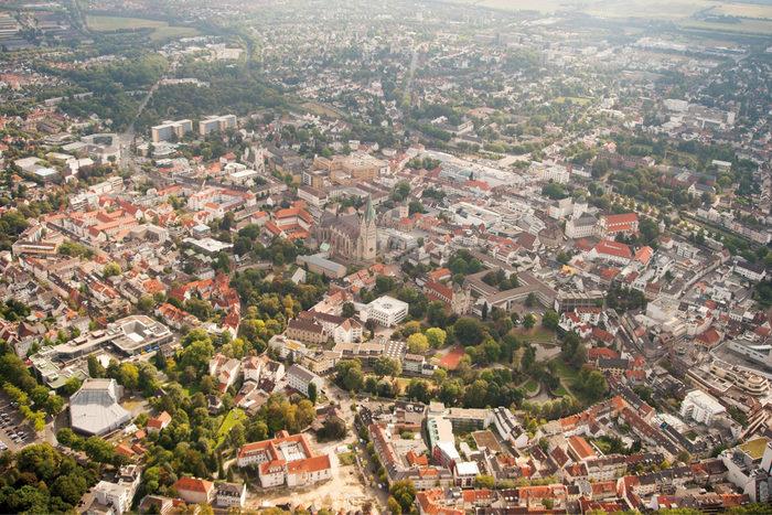 Einwohnerzahlen Paderborn