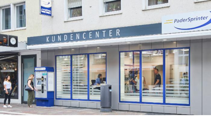Kundencenter PaderSprinter