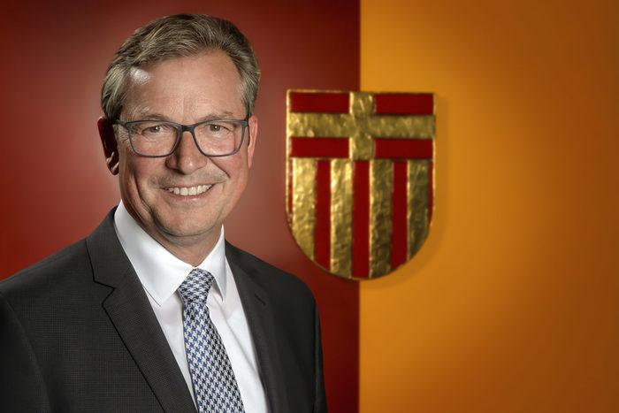 Bürgermeister Michael Dreier
