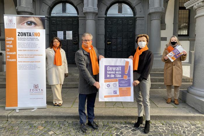 """Gedenktag """"Nein – zu Gewalt an Frauen"""""""