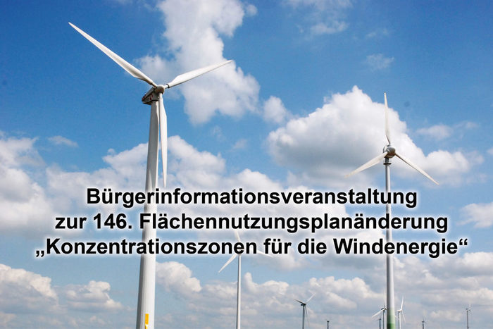 Konzentrationszonen für Windenergie