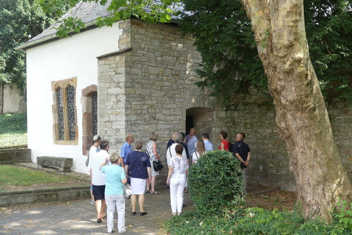 Liborikapelle im Garten der Theologischen Fakultät