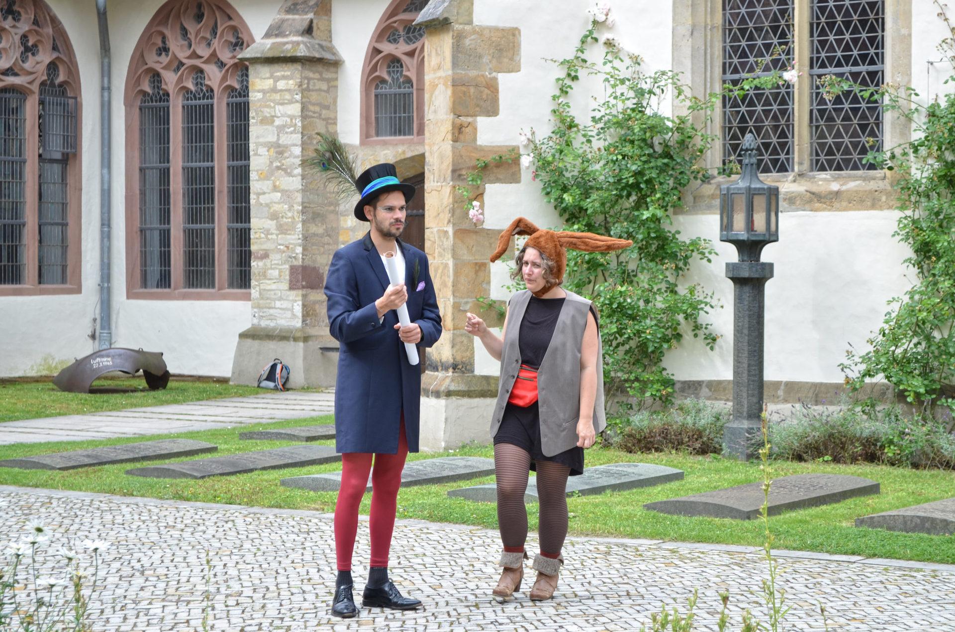 Kann denn Lüge Sünde sein? | Stadt Paderborn