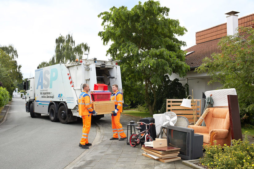 ASP bulky waste collection