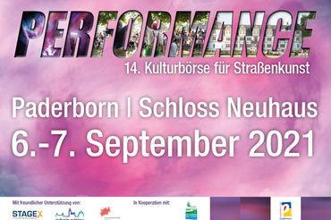 Termin Performance 2021 vom 06.-07.09.2021