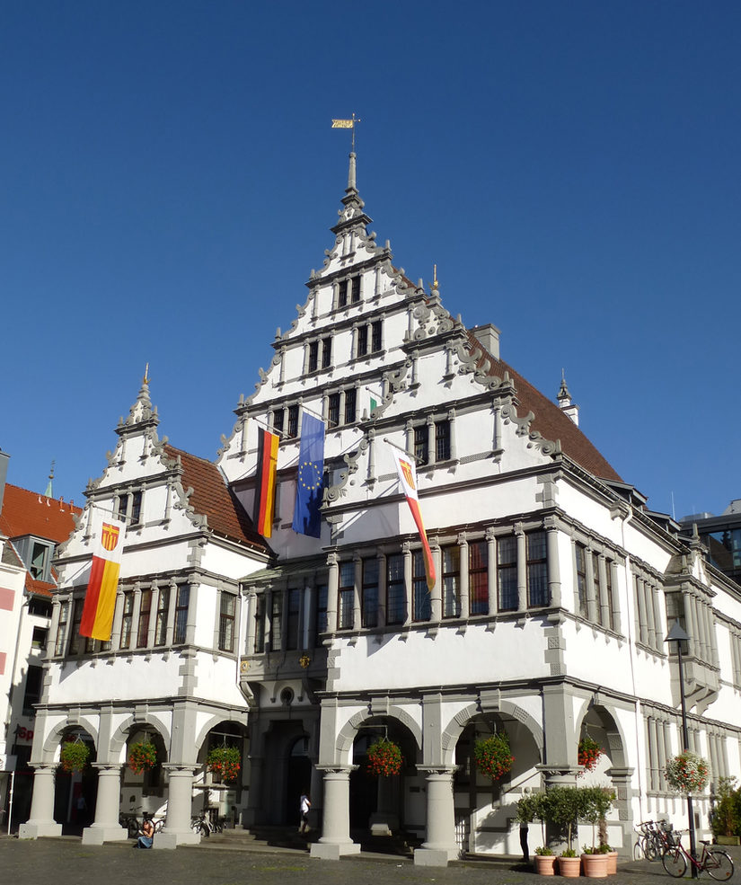 Number One Paderborn tourism culture welcome to paderborn