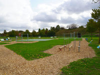 Outdoor-Fitnesspark Goldgrund