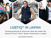 Fotoausstellung LGBTIQ* in Japan