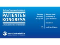 Plakat Patientenkongress