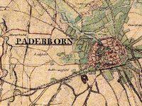 Karte Paderborn.Karten Und Daten Stadt Paderborn